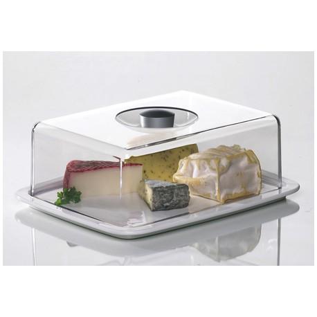 plateau fromages planche en porcelaine et cloche. Black Bedroom Furniture Sets. Home Design Ideas