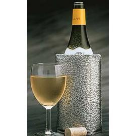 Rapide Ice Vin Vacuvin Argenté