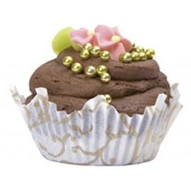 Moules de cuisson et présentation Cupcakes jetables