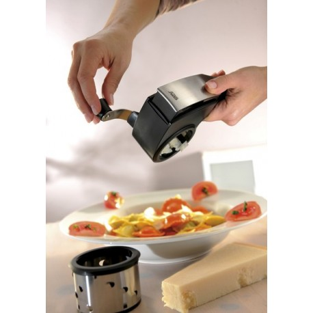 Râpe à fromage à tambour  Lasercut