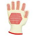 Gant anti-chaleur antidérapant