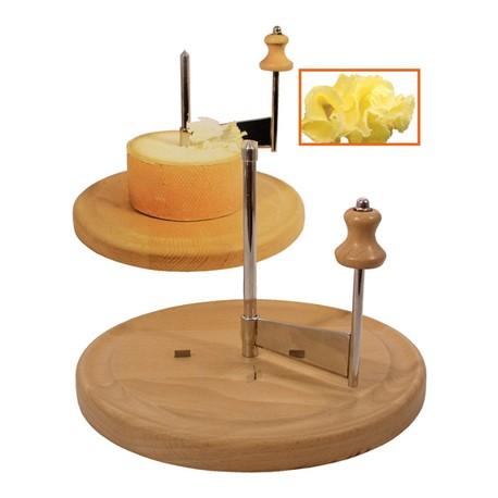 La rape à fromage en forme de fleur 22 cm